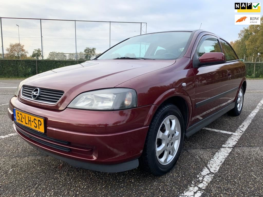 Opel Astra occasion - RT Autos