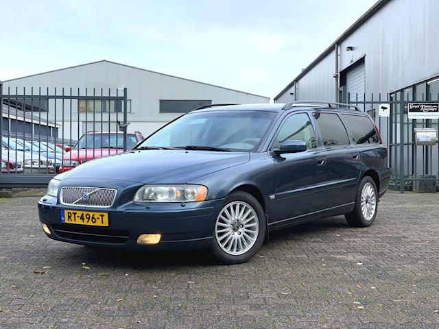 Volvo V70 2.4 D5 Geartronic Edition II Standk/Navi/Tel