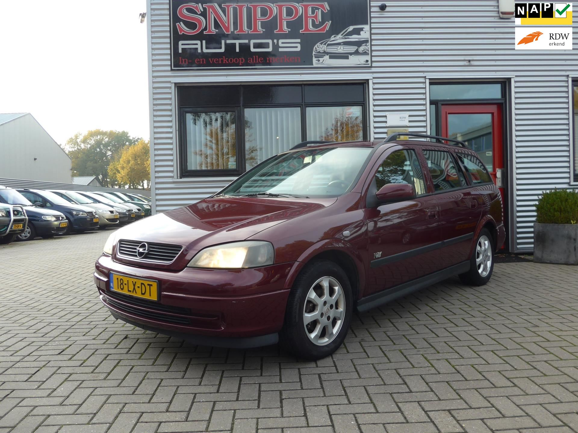 Opel Astra Wagon occasion - Auto Snippe