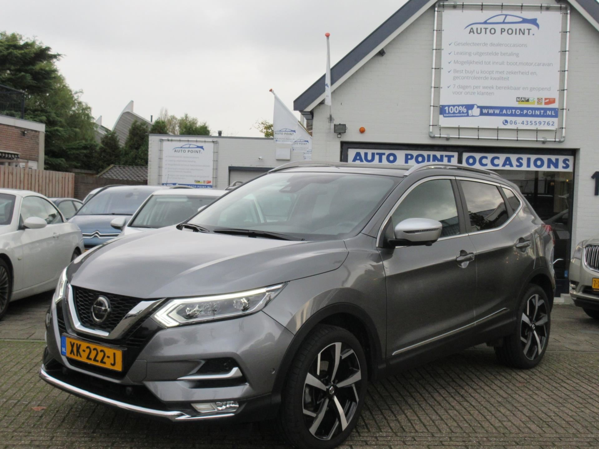 Nissan Qashqai occasion - Auto Point