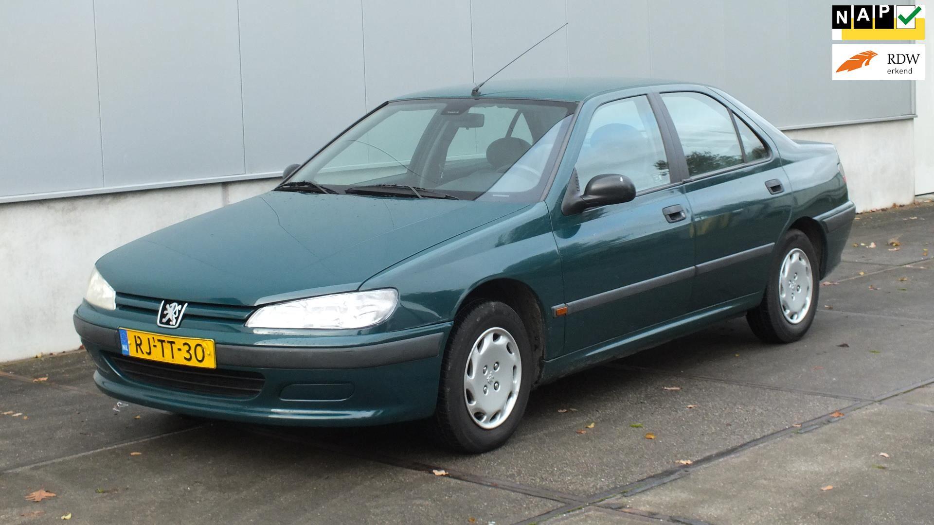 Peugeot 406 occasion - Autobedrijf Sakkers