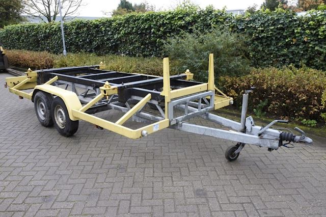 Peters PP 27 aanhanger container transport