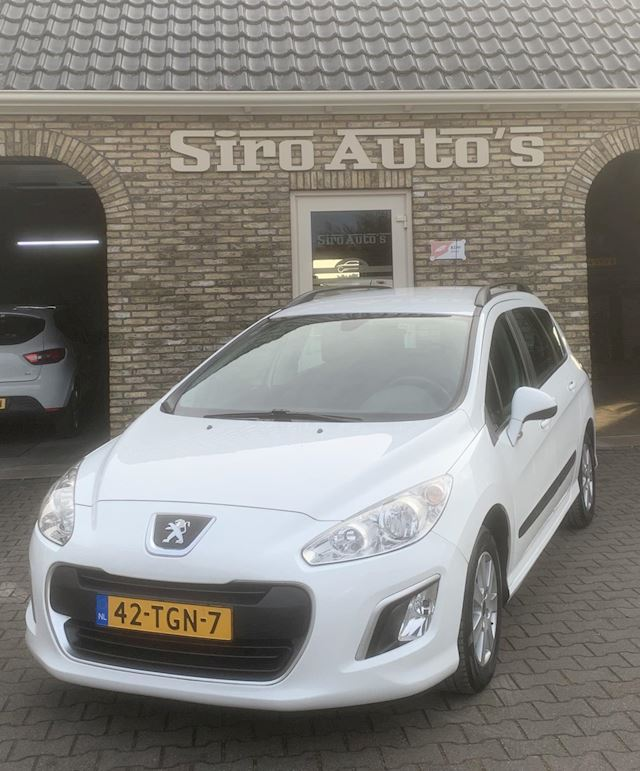 Peugeot 308 SW 1.6 e-HDi Blue Lease Executive Bj 2012 Zeer nette wagen