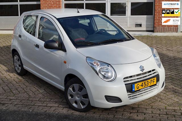 Suzuki Alto 1.0 Exclusive *Airco*Elek.Ramen*Sound Systeem*Extra set winterbanden*