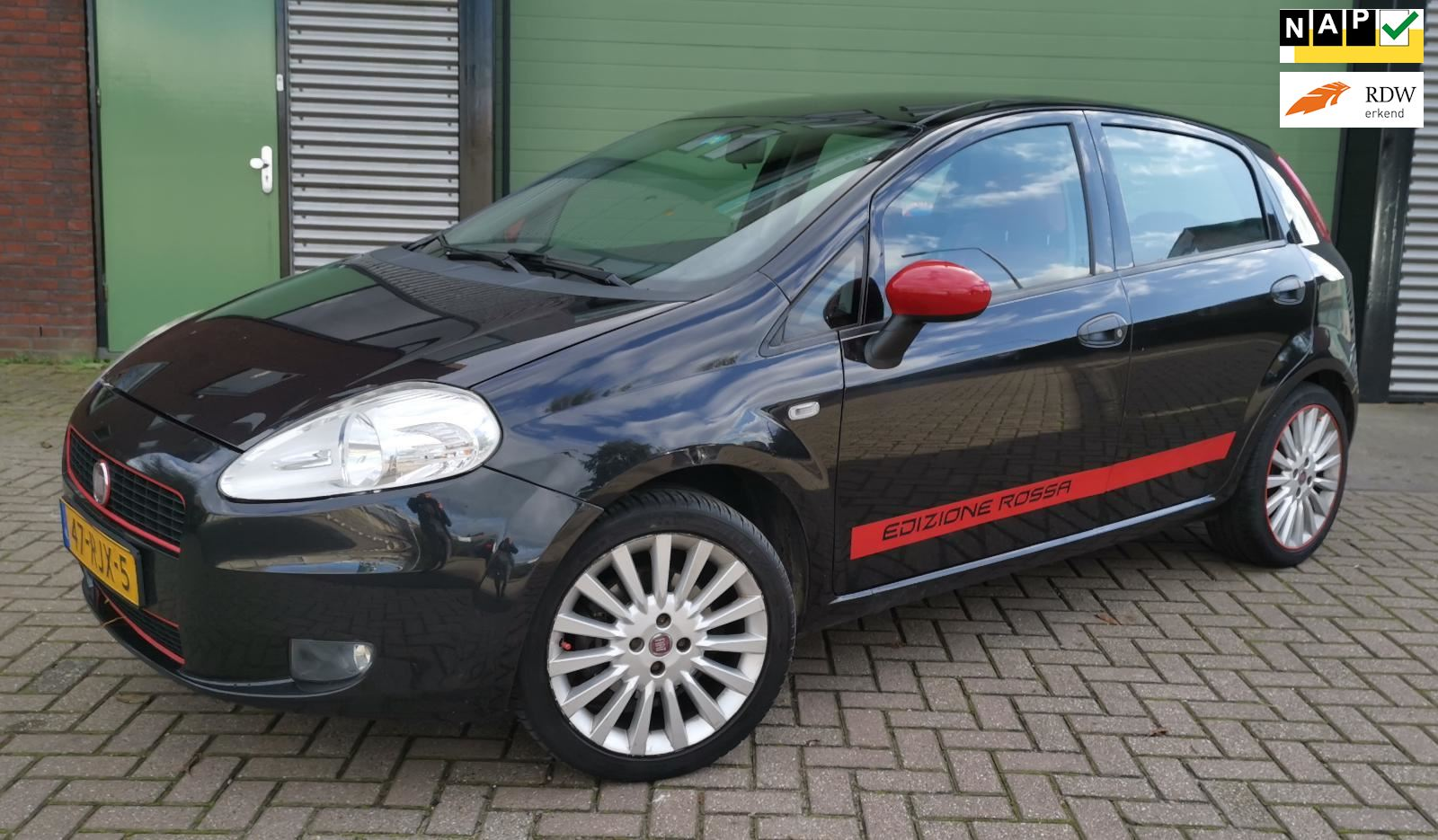 Fiat Grande Punto occasion - Car Trade Nass