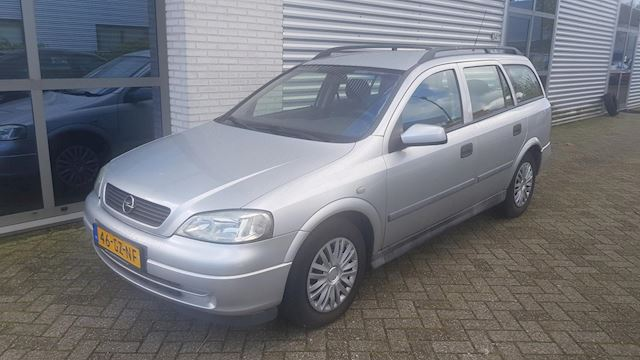 Opel Astra Wagon 1.6-16V Comfort Cruise, AIRCO, NW APK 11-2020