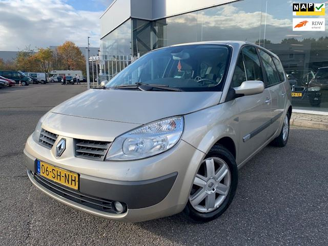 Renault Grand Scénic 2.0-16V Privilège Luxe Automaat