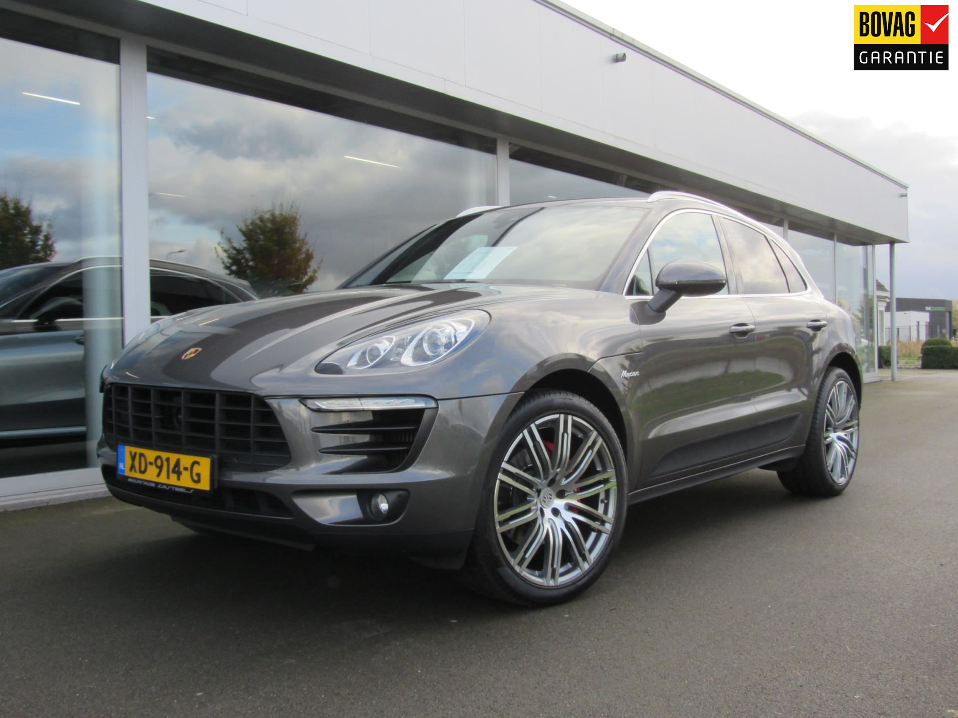Porsche Macan occasion - Garage Casteels