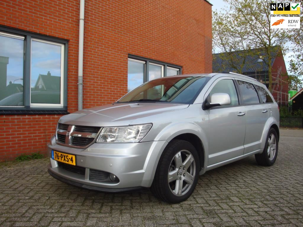 Dodge Journey occasion - De Basis Auto