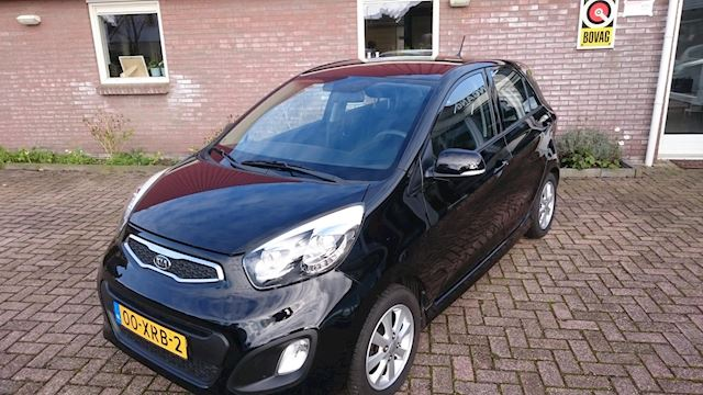 Kia Picanto 1.0 CVVT Plus Pack