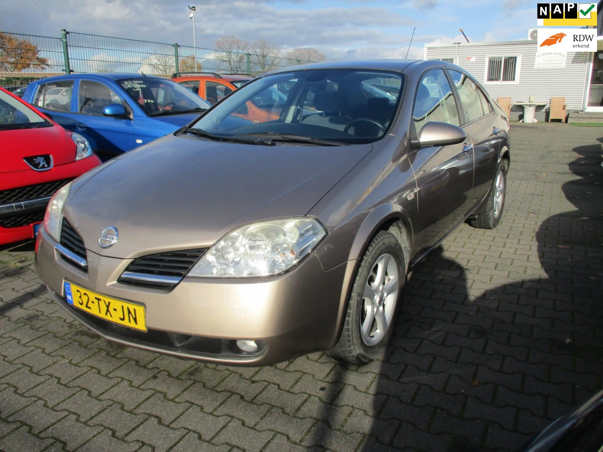 Nissan Primera occasion - Harry Jakab Auto's