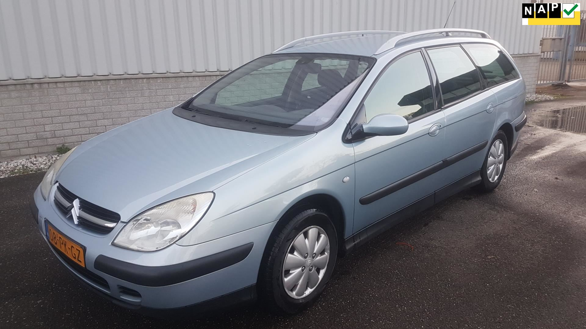 Citroen C5 Break occasion - Terborg Auto's