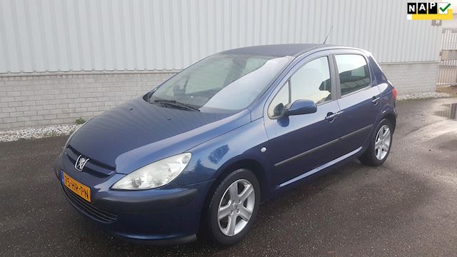 Peugeot 307 1.6-16V XS