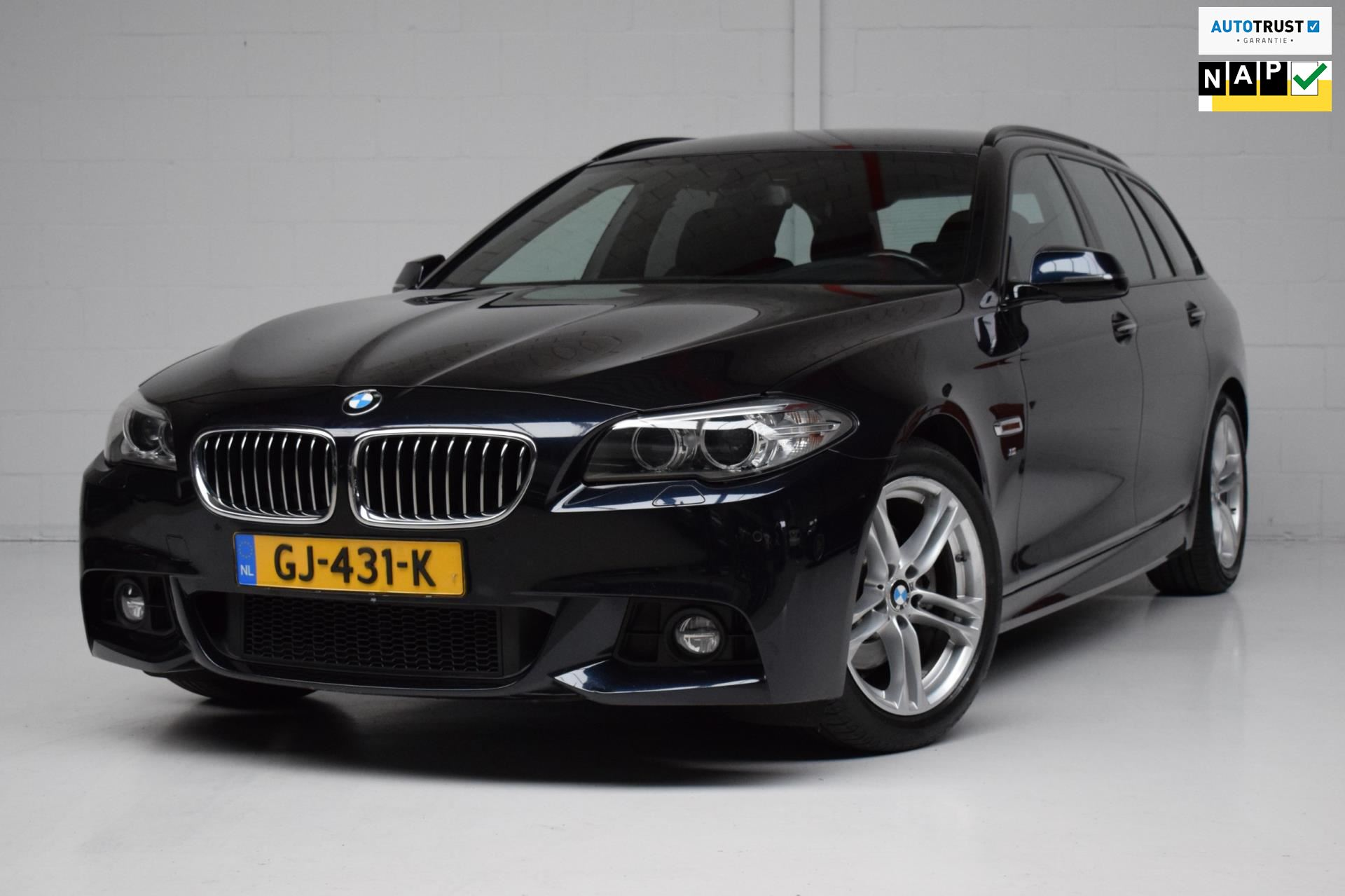 BMW 5-serie Touring occasion - Autocenter Baas