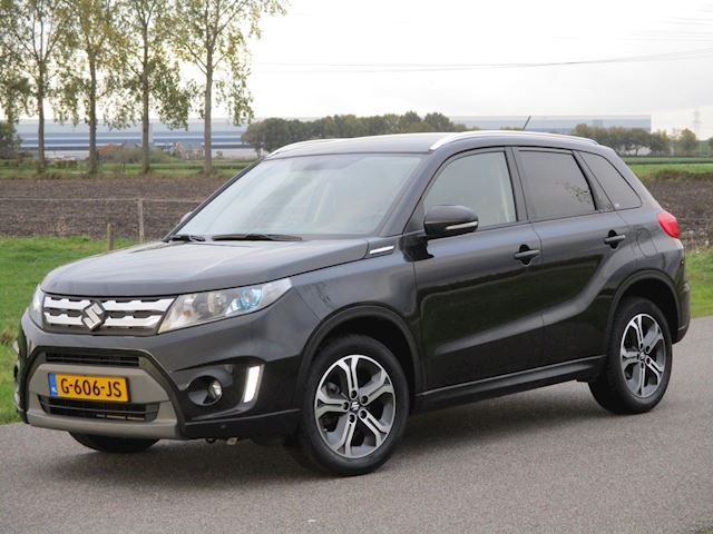 Suzuki Vitara 1.6 Exclusive Aut/ECC/Navigatie/LED/Camera