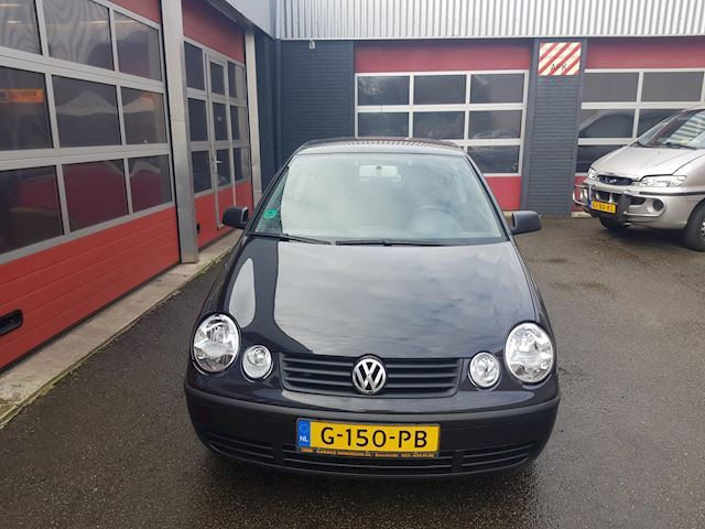 Volkswagen Polo 1.2-12V Atlantic