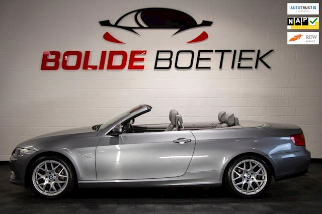 BMW 3-serie Cabrio 320i High Executive |Leder|Prof.Navi|