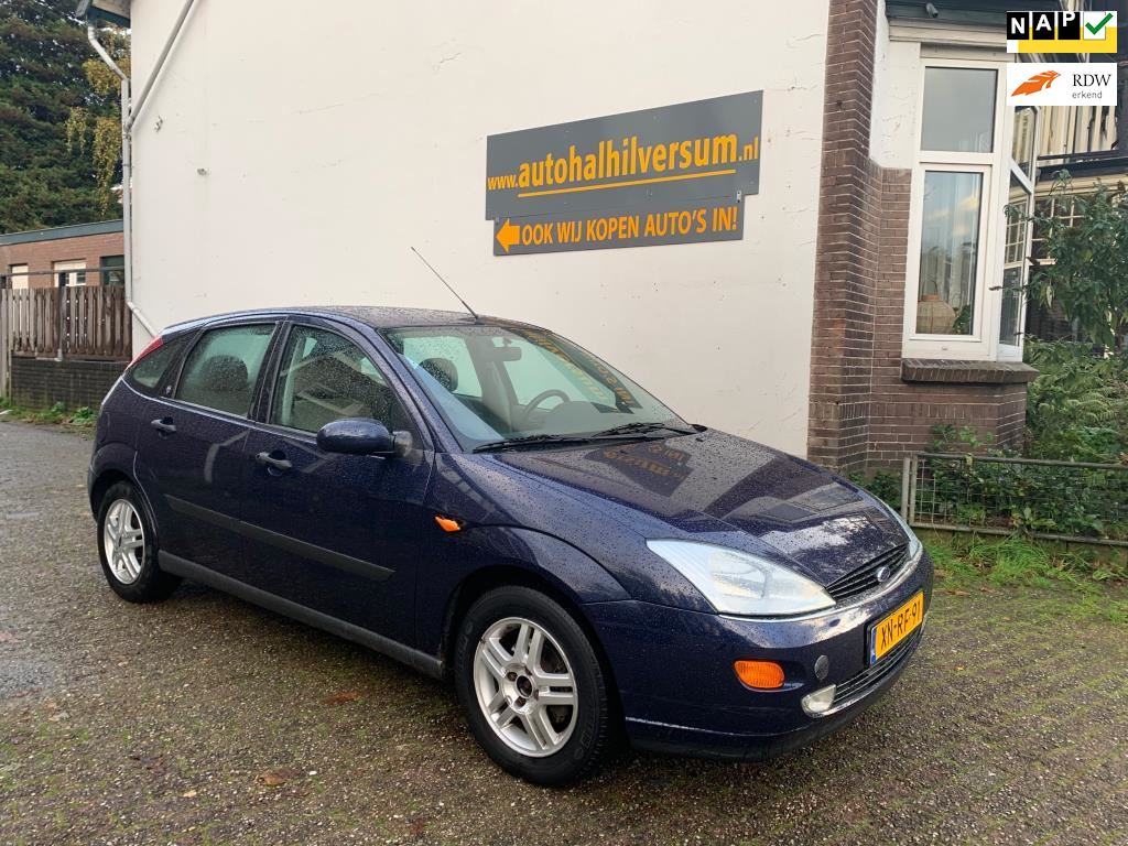 Ford Focus occasion - Autohal Hilversum