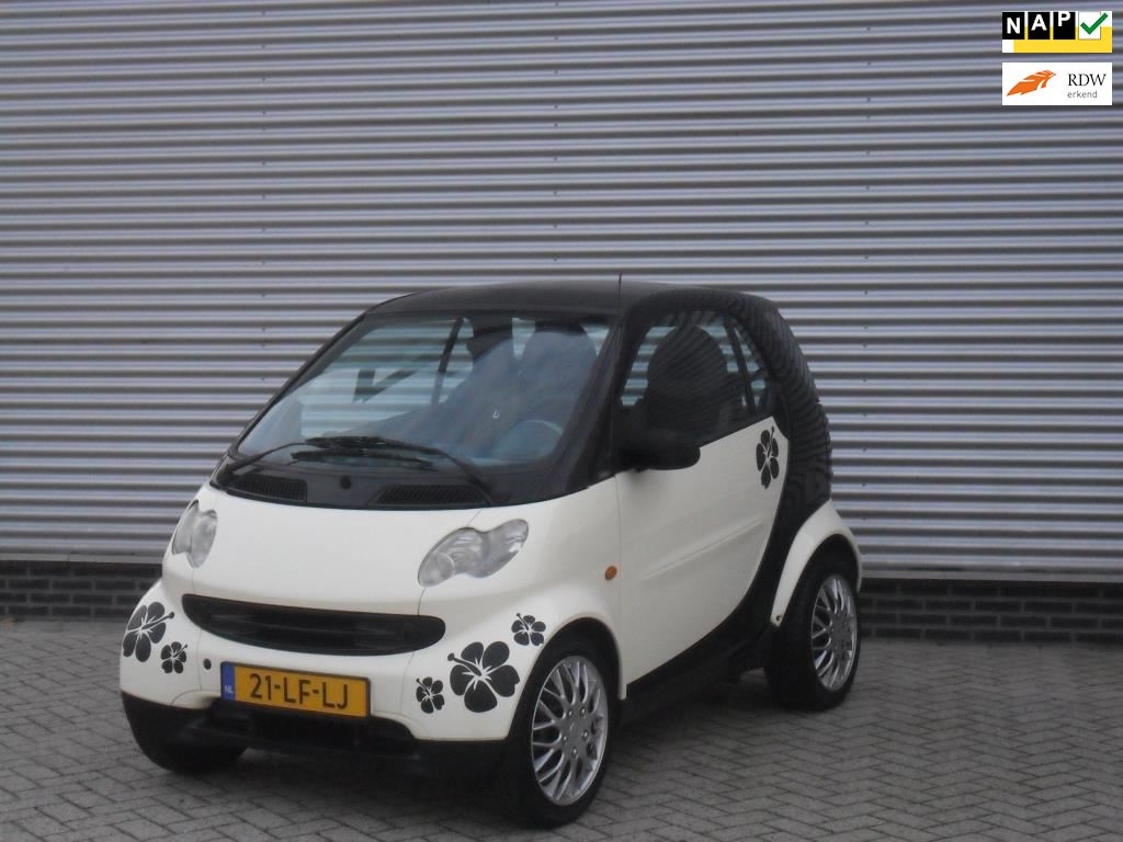 Smart City-coupé occasion - Zijderveld Auto's