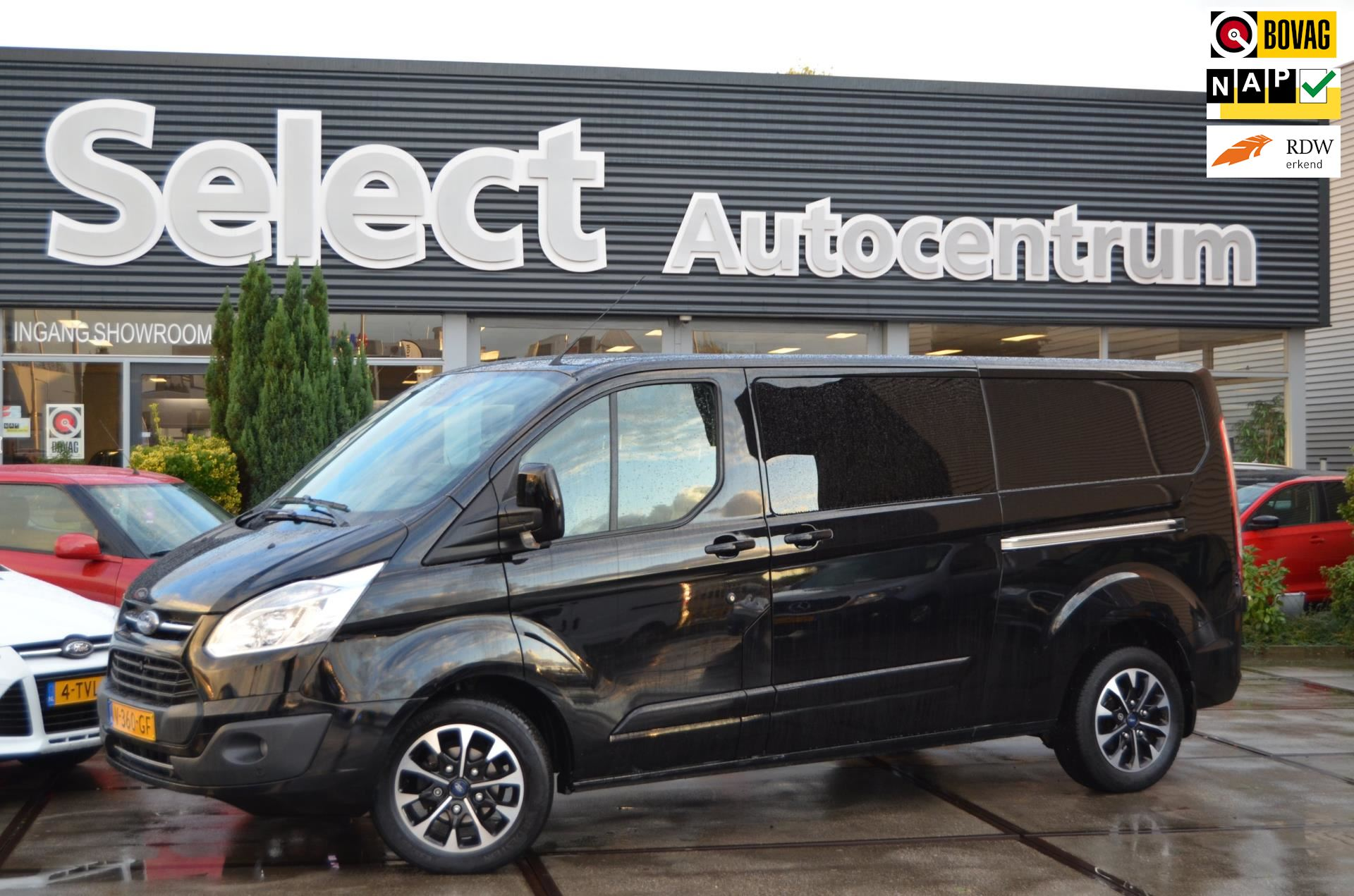 Ford Transit Custom occasion - Select Autocentrum