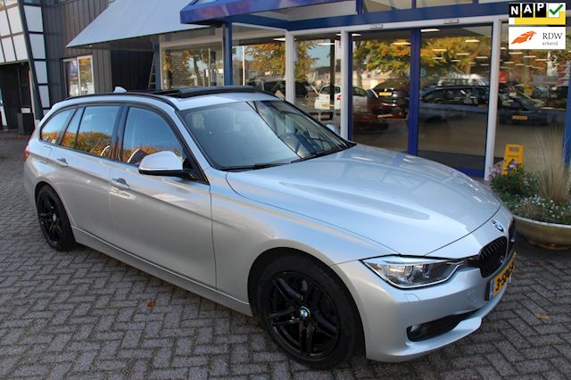 BMW 3-serie Touring 320d EfficientDynamics Edition High Executive Upgr