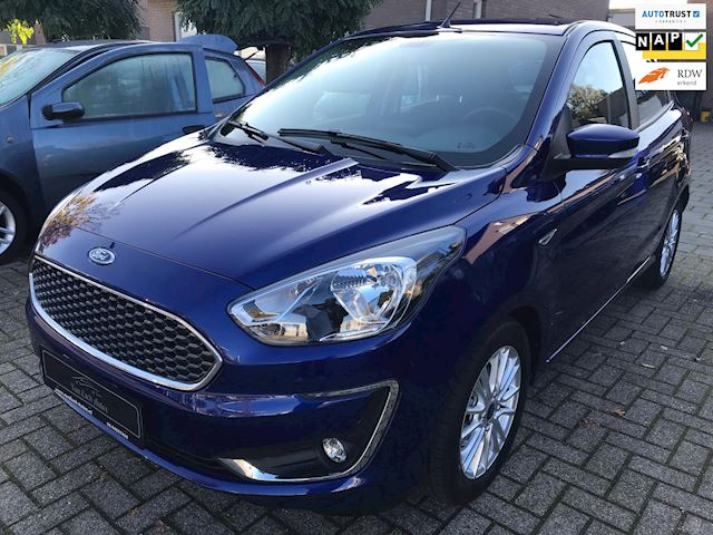 Ford Ka+ 1.2 Trend Ultimate AIRCO MULTI MEDIA 2019 NW MODEL