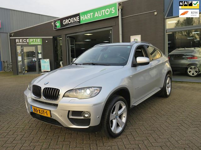 BMW X6 xDrive35i High Executive /LEDER/CAMERA/PANODAK/5-PERS!!