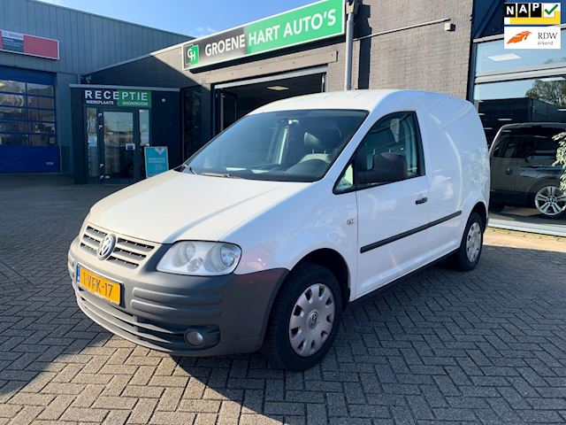 Volkswagen Caddy 1.9 TDI 500 kg. /AIRCO/CRUISCONT/MARGE-AUTO!!