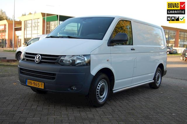 Volkswagen Transporter 2.0 TDI L1H2 62KW Airco PDC