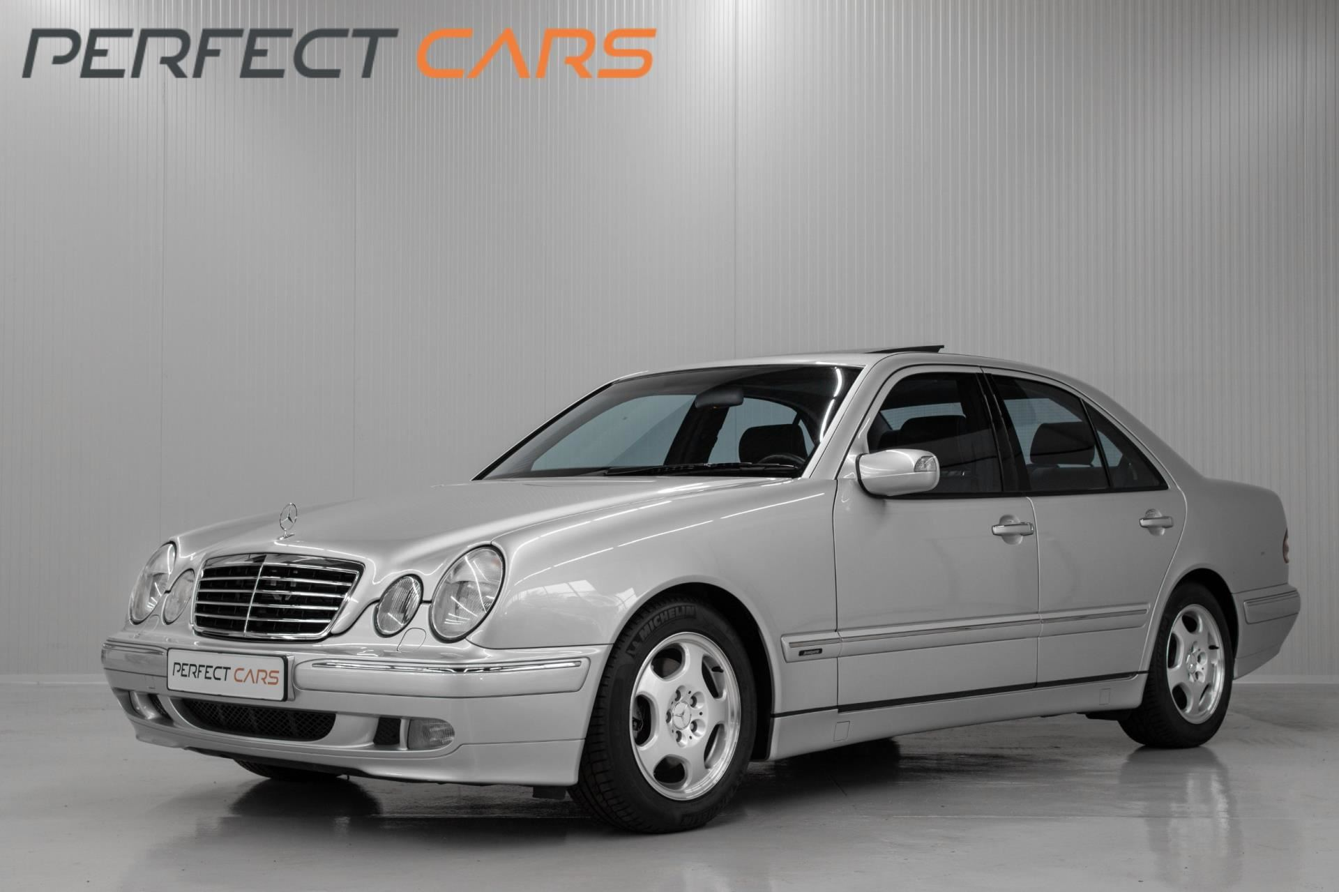 Mercedes-Benz E-klasse occasion - Perfect Cars