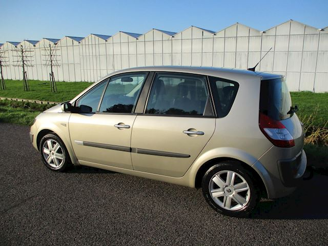 Renault Scénic 1.6-16V Privilège Luxe Automaat