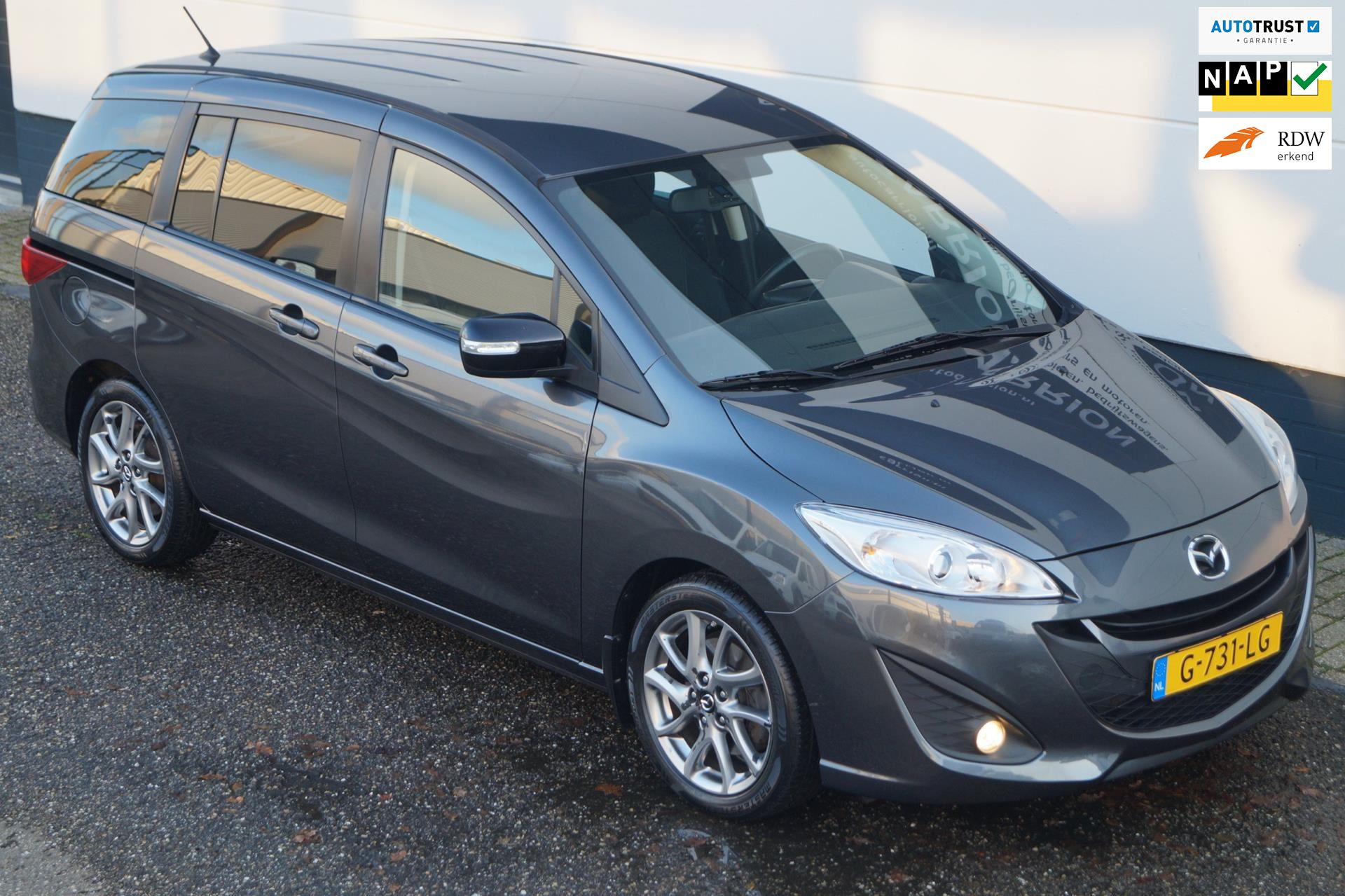 Mazda 5 occasion - CARRION