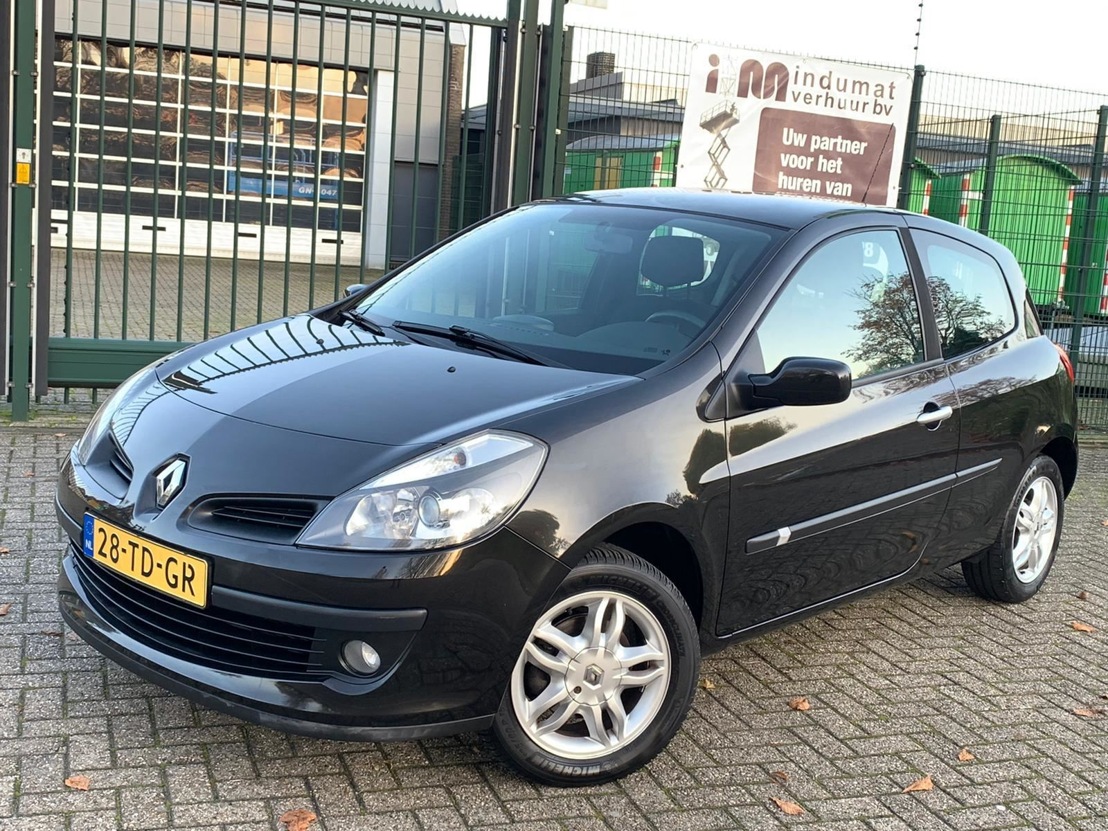 Renault Clio occasion - A tot Z Auto's