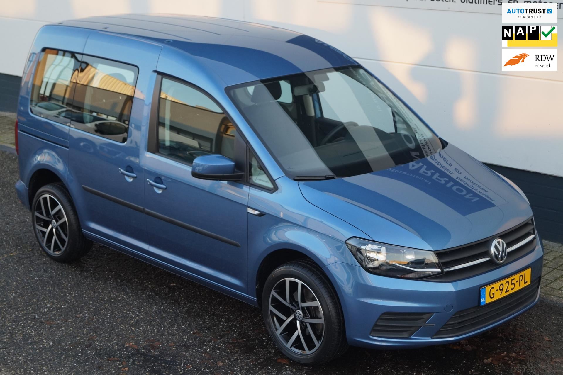 Volkswagen Caddy Combi occasion - CARRION