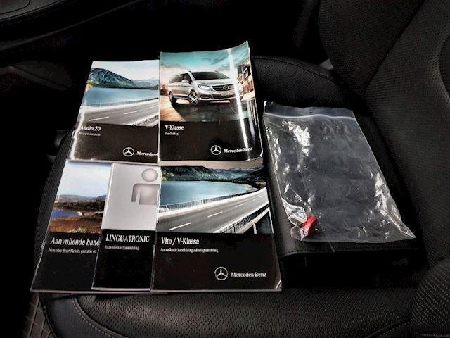 Mercedes-Benz V-KLASSE 250 D AVANTGARDE DUBBEL CABINE LANG AUT.