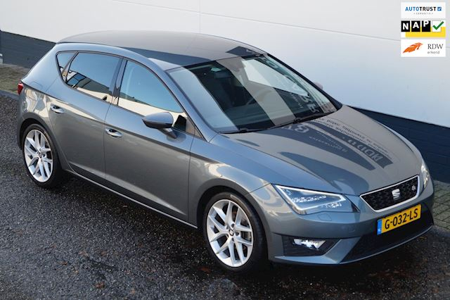 Seat Leon 1.4 TSI FR Cruise LED Multi-Media Zeer Mooi !!