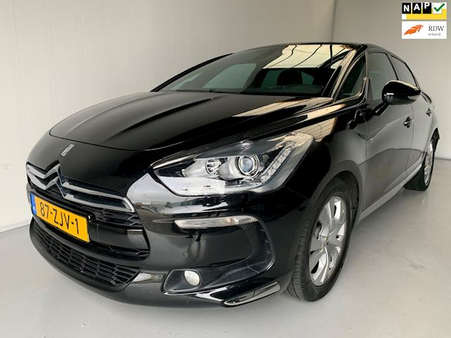 Citroen DS5 2.0 Hybrid4 Business Executive Navi Panorama Leer Xenon