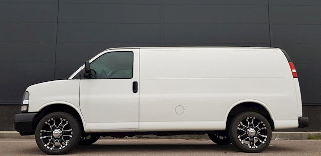 Chevrolet USA Chevy Van 2012 350 PK met GARANTIE  incl Nieuwe LPG G3