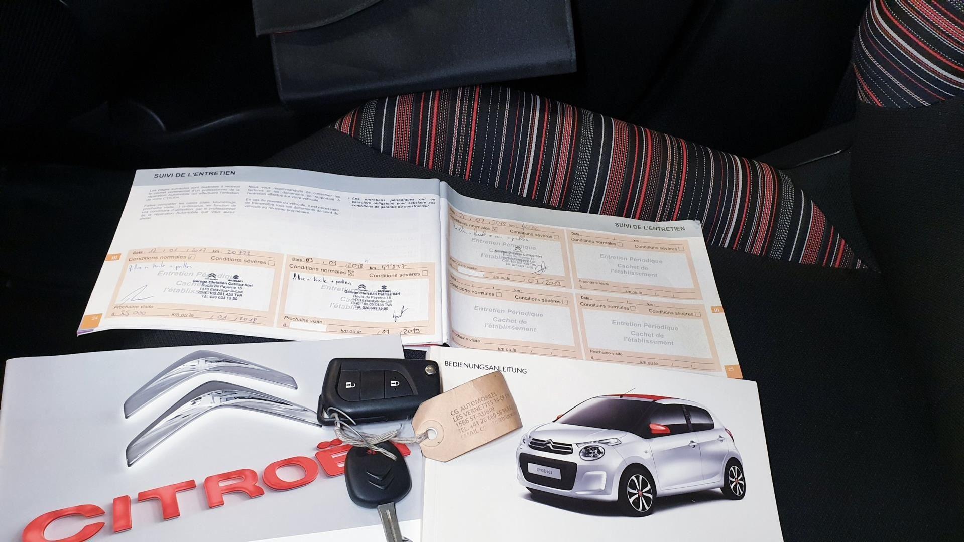 Citroen C1 occasion - Mister Car