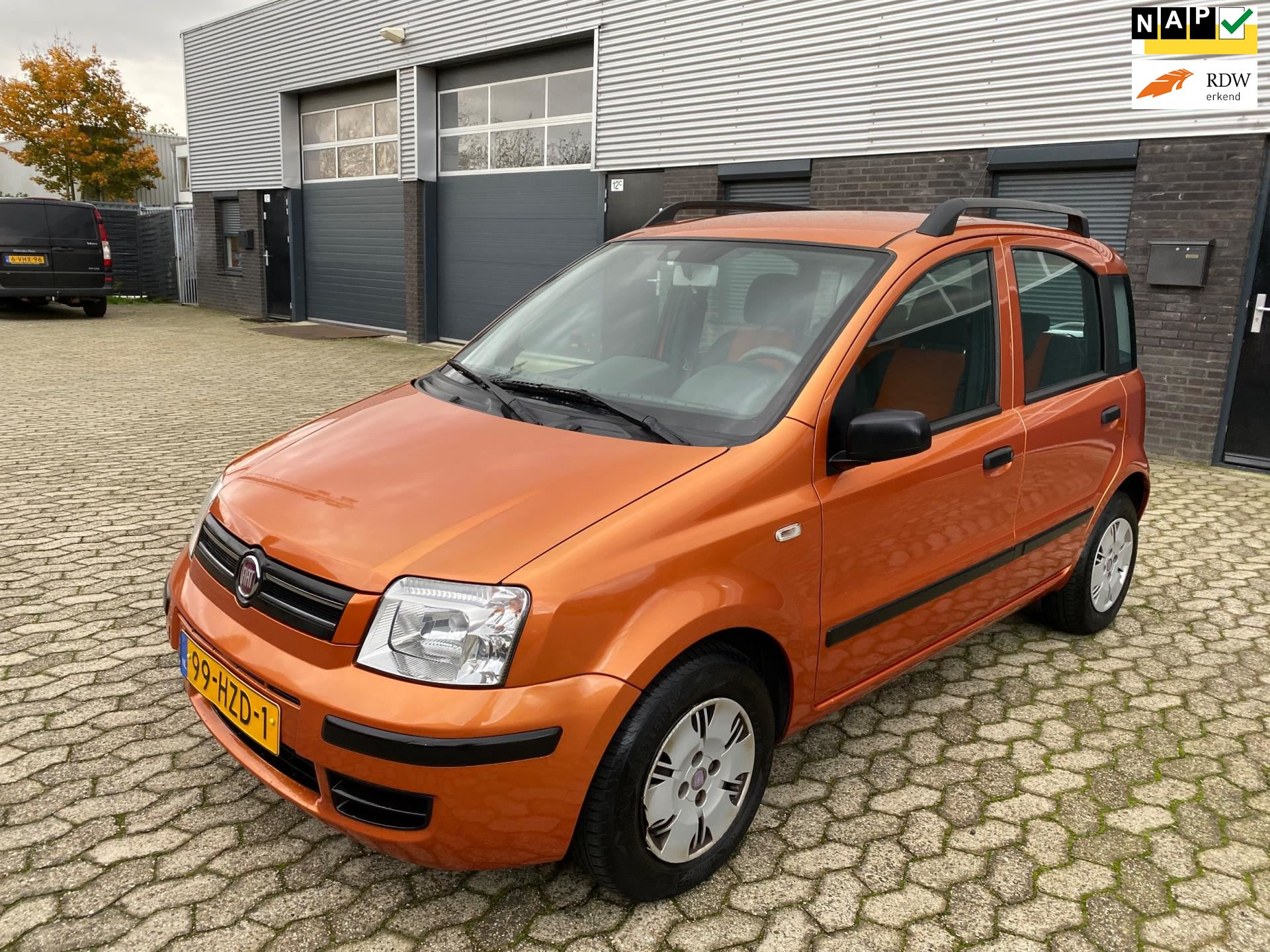Fiat Panda occasion - City Cars Breda