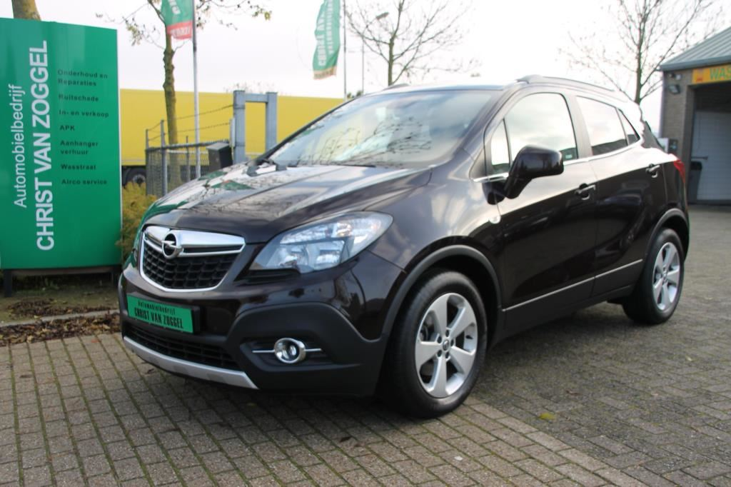 Opel Mokka occasion - Van Zoggel Automotive
