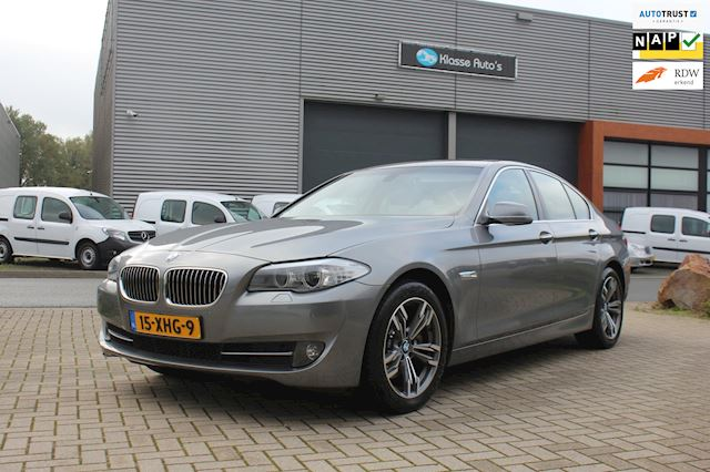 BMW 5-serie 520i High Executive Panoramadak Automaat