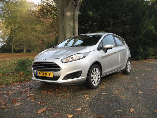 Ford Fiesta 1.0 EcoBoost Style Nav. Airco 5 drs
