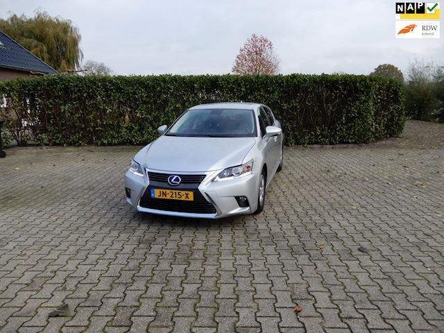 Lexus CT 200h Business Line Camera , lederen bekleding, Navi
