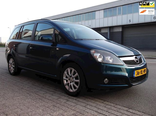 Opel Zafira 2.2 Temptation