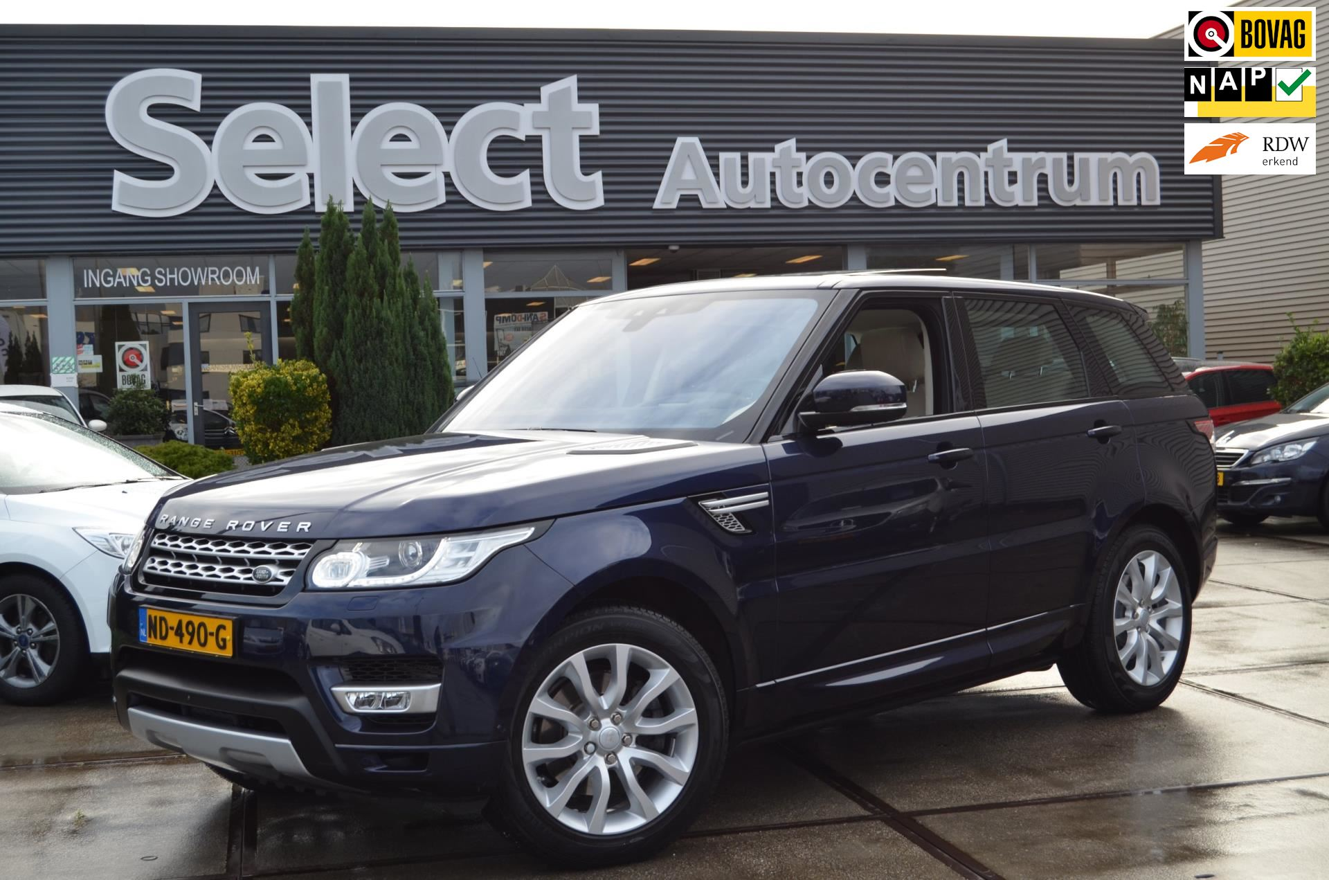 Land Rover Range Rover Sport occasion - Select Autocentrum