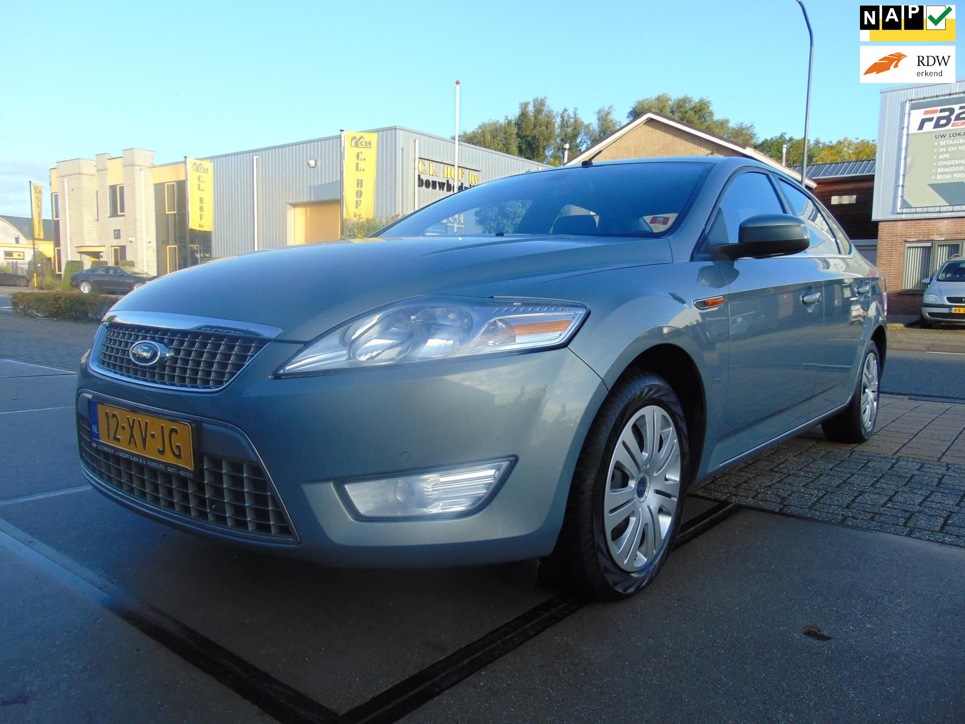 Ford Mondeo occasion - FB2 Cars