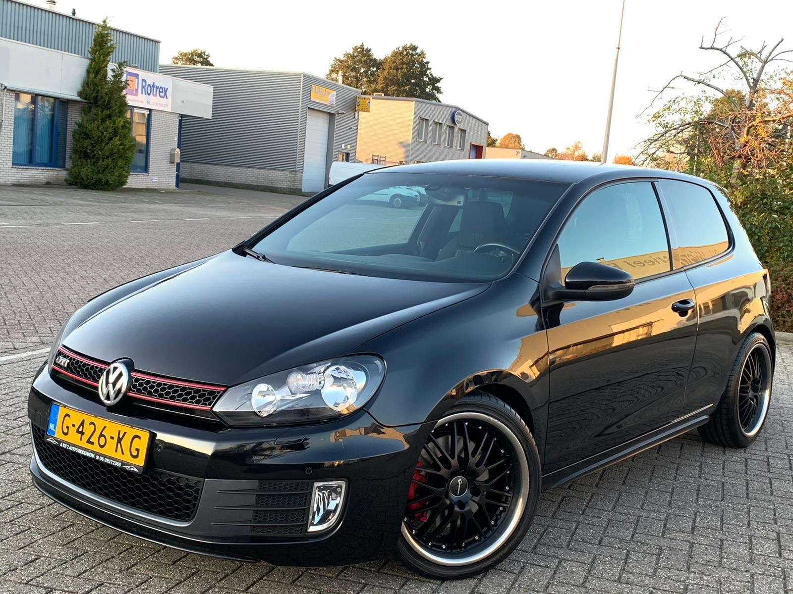 Volkswagen Golf occasion - A tot Z Auto's