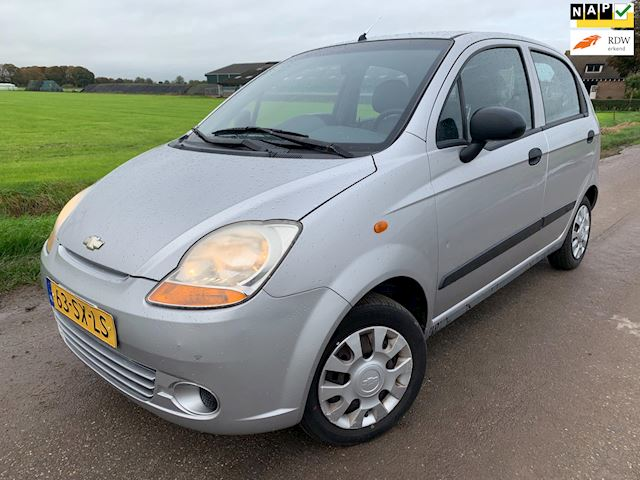 Chevrolet Matiz 0.8 Breeze / airco