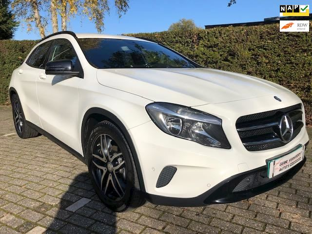 Mercedes-Benz GLA-klasse 200 CDI 4Matic Edition 1